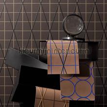 Raster en diagonalen papel de parede Arte Ulf Moritz Geometric 16406
