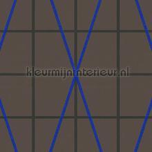 Raster en diagonalen papel de parede Arte Ulf Moritz Geometric 16409