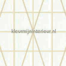 Raster en diagonalen papel de parede Arte Ulf Moritz Geometric 16411