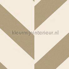 Versprongen diagonale zigzag behang Arte Ulf Moritz Geometric 16414