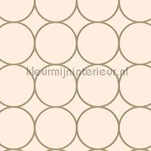 Contour cirkels papel pintado Arte Ulf Moritz Geometric 16416