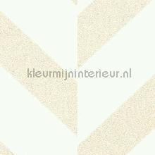 Versprongen diagonale zigzag papel pintado Arte Ulf Moritz Geometric 16428