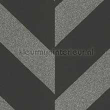 Versprongen diagonale zigzag papel pintado Arte Ulf Moritz Geometric 16430