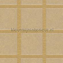 Grid met metallic relief tapet Arte Ulf Moritz Mineral 17100