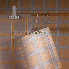 Grid met mica look relief wallcovering Arte Ulf Moritz Mineral 17103