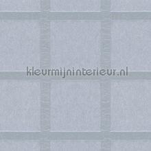 Grid met metallic relief papel pintado Arte Ulf Moritz Mineral 17105