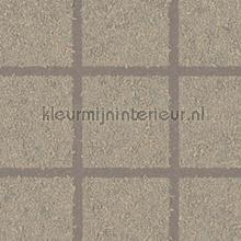 Grid met mica look relief papel pintado Arte Ulf Moritz Mineral 17116
