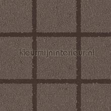 Grid met mica look relief papel pintado Arte Ulf Moritz Mineral 17117