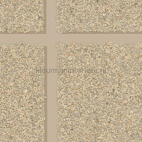 Rechthoekige blokken met mica look relief papel de parede 17121 Ulf Moritz Mineral Arte