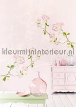 Fleur de printemps papier peint Eijffinger Un Bisou 2 365115