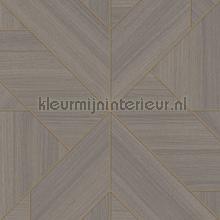 Cross Wood behang Hookedonwalls Modern Abstract