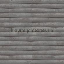 Concrete Bars papel pintado Hookedonwalls rayas