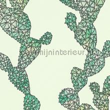 Cactus behang tapeten AS Creation Urban Flowers 327991