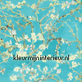 Almond Blossom turquoise behang Top 15 stijlen
