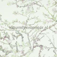 Almond Blossom light papier peint BN Wallcoverings Van Gogh 17142