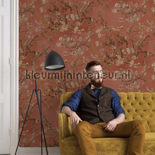 Almond Blossom blush behang 17147 romantisch modern BN Wallcoverings
