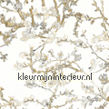 Almond Blossom white behang Top 15 stijlen