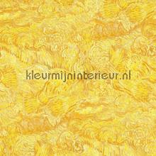 Wheatfield with a Reaper papier peint BN Wallcoverings Van Gogh 17170