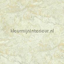 Wheatfield with a Reaper papier peint BN Wallcoverings Van Gogh 17171