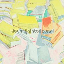Piles of French Novels papier peint BN Wallcoverings Van Gogh 17190