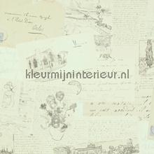 Letters papier peint BN Wallcoverings Van Gogh 17200