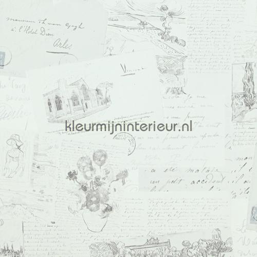 Letters tapet 17201 nostalgisk BN Wallcoverings