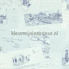 Letters papier peint BN Wallcoverings Van Gogh 17203