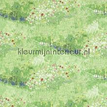 Daubignys Garden papier peint BN Wallcoverings Van Gogh 17210