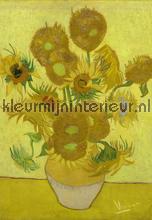 Zonnebloemen fotomurali BN Wallcoverings Van Gogh 30542