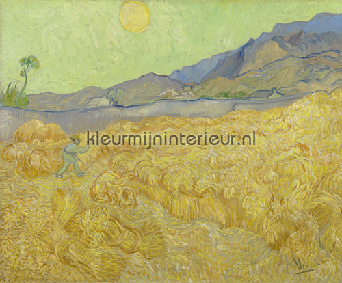 Van Gogh Behang : Bol van gogh fotobehang cm