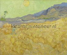 Korenveld Met Maaier fotomurali BN Wallcoverings Van Gogh 30544