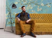 Van Gogh Behang : Inspiratie en foto s de slaapkamer van gogh collectie en