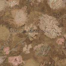 Chinese Asters tapet BN Wallcoverings Vintage Gamle