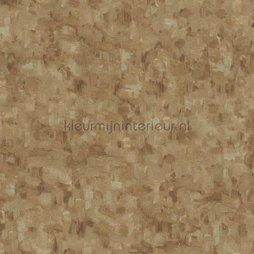 Uni met losse toetsstreken tapet 220042 Van Gogh II BN Wallcoverings