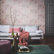 Almond Blossom light pink papel de parede BN Wallcoverings raparigas
