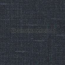 Velvetino night blue wallcovering DWC Veloute Flock