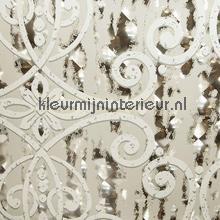 Holografische moderne barok tapet Eijffinger Venue 342022