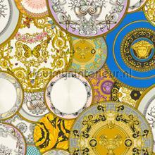 Versace plates tapet AS Creation Vintage Gamle