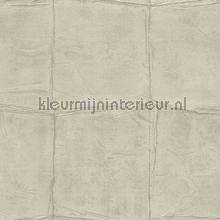 Luxe nonchalant patroon grote blokken behang Rasch Via Trento 806311
