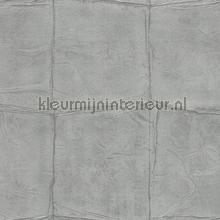 Luxe nonchalant patroon grote blokken carta da parati Rasch industriale