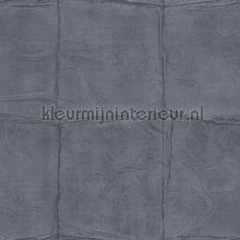 Luxe nonchalant patroon grote blokken tapeten Rasch Via Trento 806359