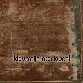 Metaalplaat geoxideerd papier peint Esta home Vintage Rules 138221