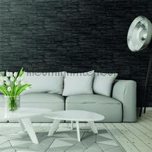 Vintage stones black behang Dutch Wallcoverings Vintage 17328