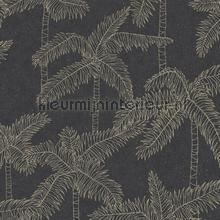 Wuivende palmen behang Eijffinger Trendy Hip