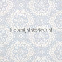 Dentelle blue tapet Room Seven Wallpaper Collection 2000130