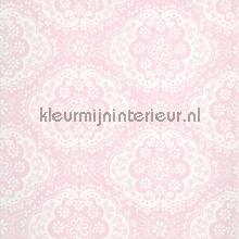 Dentelle pink tapet Room Seven Wallpaper Collection 2000132