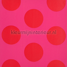 Dots fucsia tapet Room Seven Wallpaper Collection 2000141