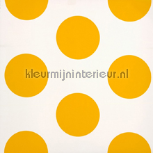 Dots yellow papier peint Room Seven Wallpaper Collection 2000145