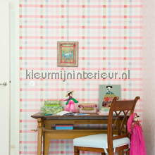 Multicheck soft tapet Room Seven Wallpaper Collection 2000152