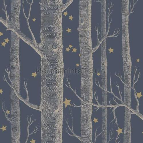Woods & Stars papel de parede 103-11052 raparigas Cole and Son